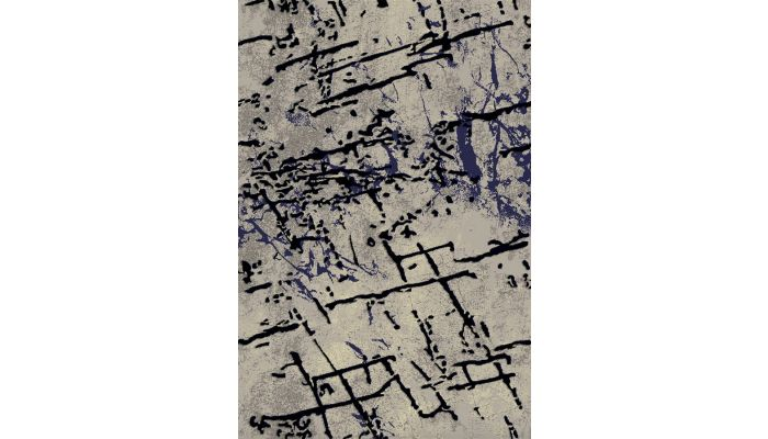 Lifestyle 804 Navy Area Rug