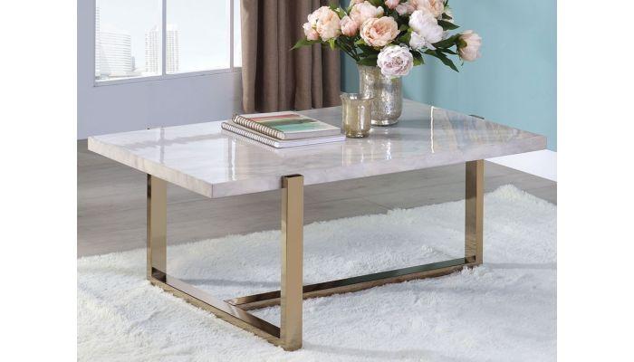 Loretta Modern Style Coffee Table,Loretta Modern Style End Table