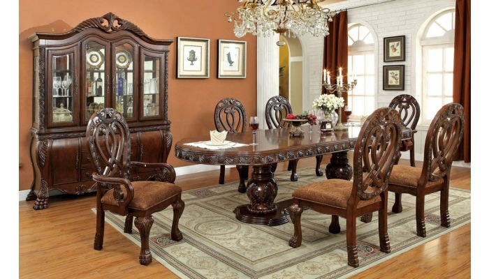 Majesta Traditional Formal Dining Set