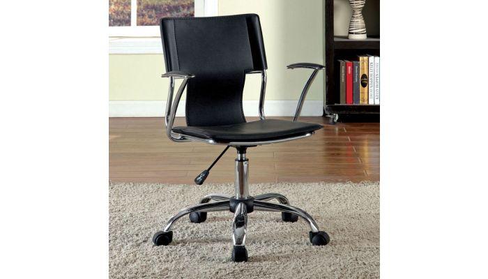 Mark Black Modern Office Chair
