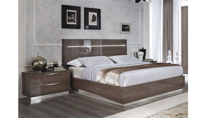 Matrix Modern Italian Bed LED Lights