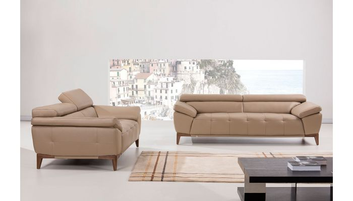 Mingbo Italian Leather Sofa