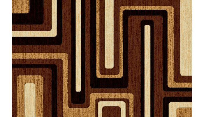 Lifestyle Collection 1000 Brown Rug
