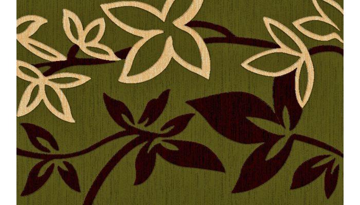 Lifestyle Collection 776 Green Rug