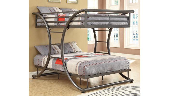 Bardot Full Over Full Modern Bunk Bed