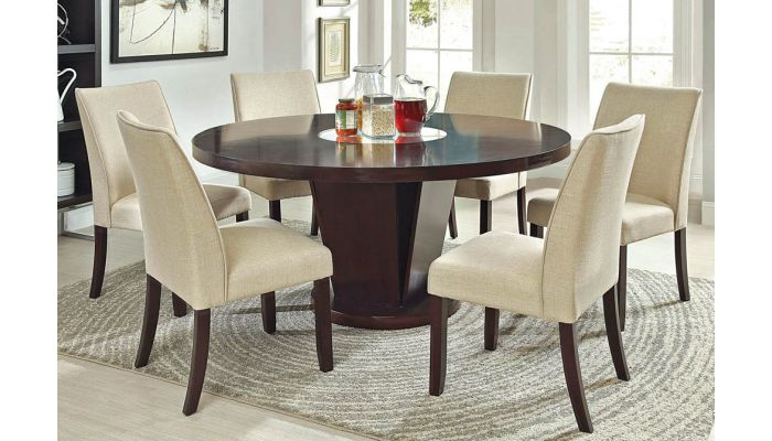 Montecito Round Dining Table Set