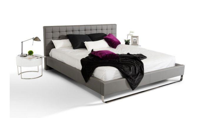 Mulsan Modern Bed Low Profile Platform