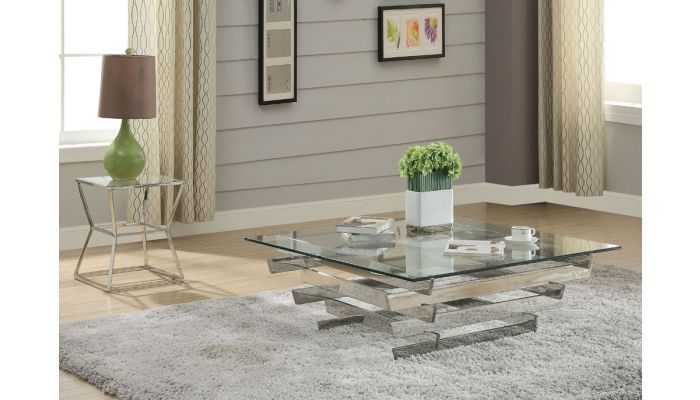 Mystic Modern Coffee Table