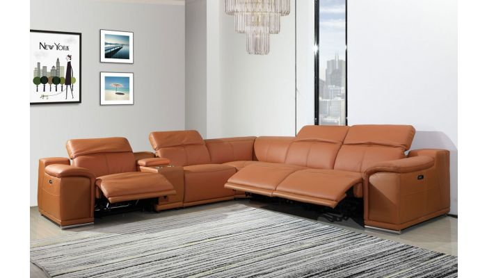 Nieves Modular Sectional Power Recliner