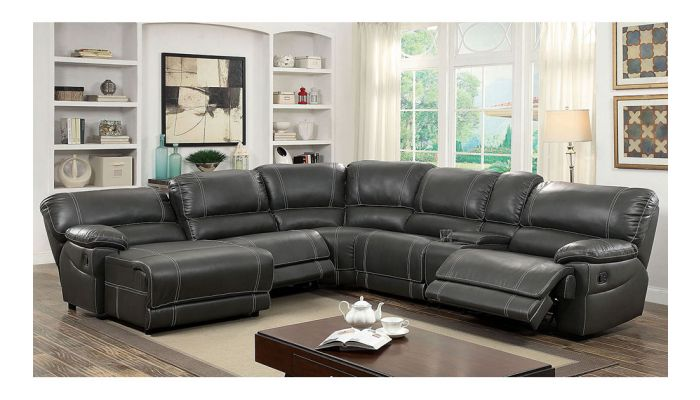 Nicole U Shape Recliner Sectional
