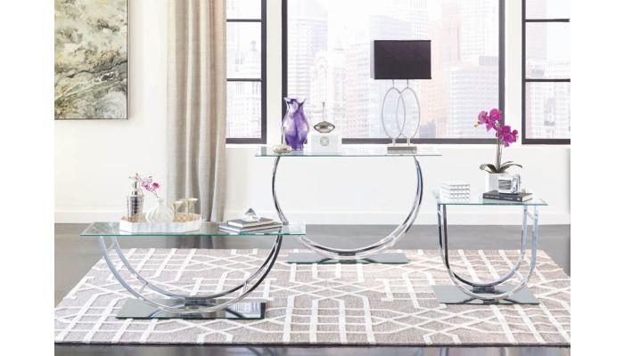 Nixon Modern Coffee Table Set