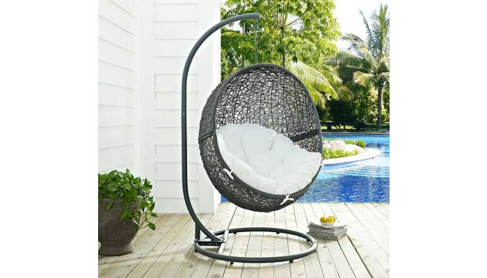 Hide Outdoor Swing Chair