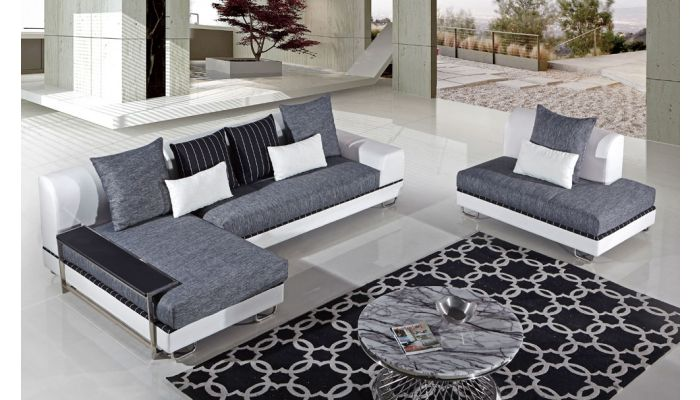 Pacific Modern Sectional Set