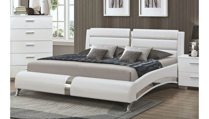 . Palermo Modern Platform Bed Collection