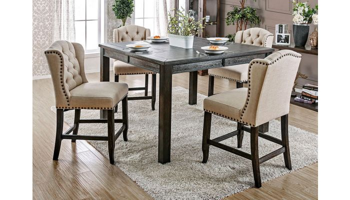 Penley Counter Height Dining Table Set