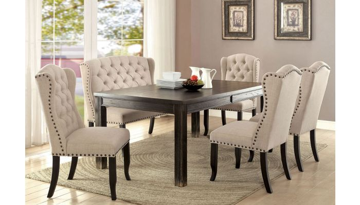 Penley Classic Dining Room Table Set