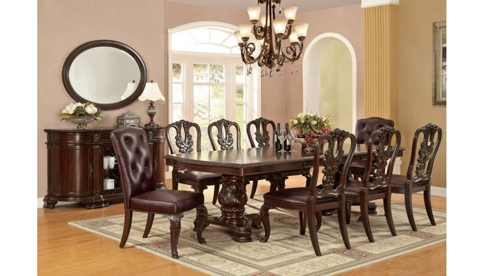 Perry Hall Formal Dining Table