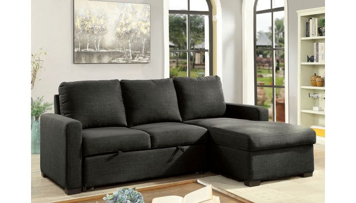 Polito Sectional With Sleeper