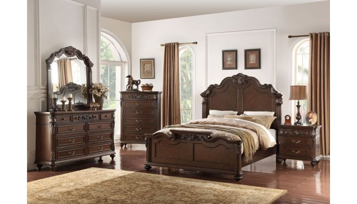 Ponderosa Traditional Bedroom Furniture