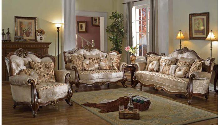 Magnificent Portofino Victorian Style Fabric Sofa Cjindustries Chair Design For Home Cjindustriesco