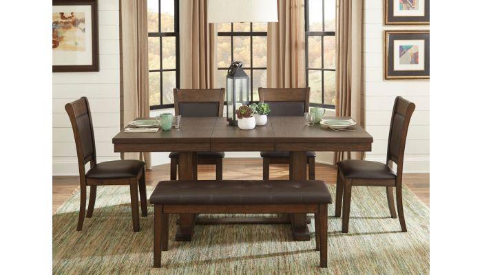 Prenzo Dining Room Table Set