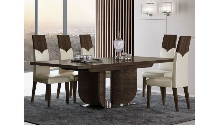 Prestige Modern Dining Room Table Collection