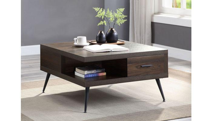 Priya Coffee Table With Drawer