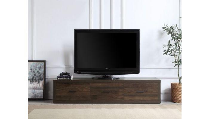 Priya Modern Low Profile TV Stand