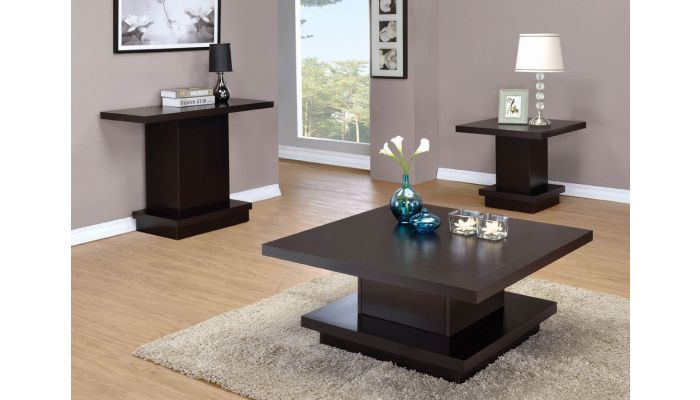 Quigley Square Shape Coffee Table