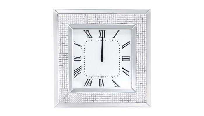 Rayne Mirrored Wall Clock