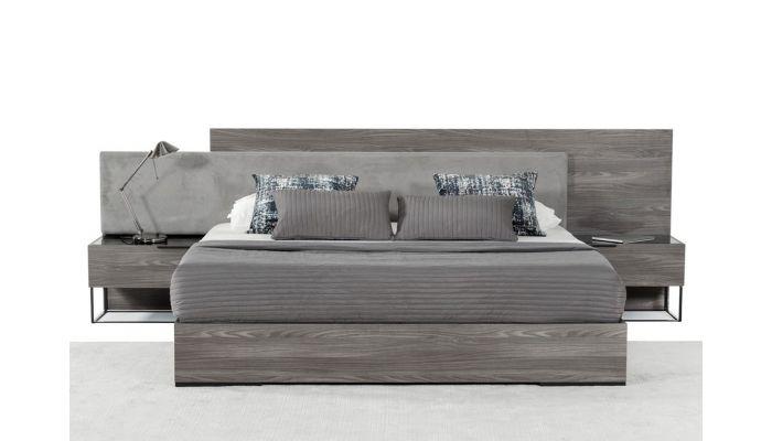 Rimini Modern Platform Bed