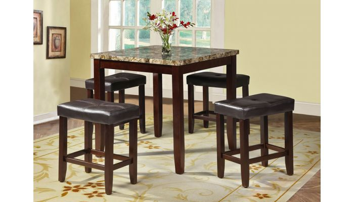 Blythe Counter Height Table Set