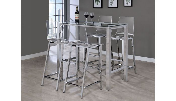Rony Modern Counter Height Table Set