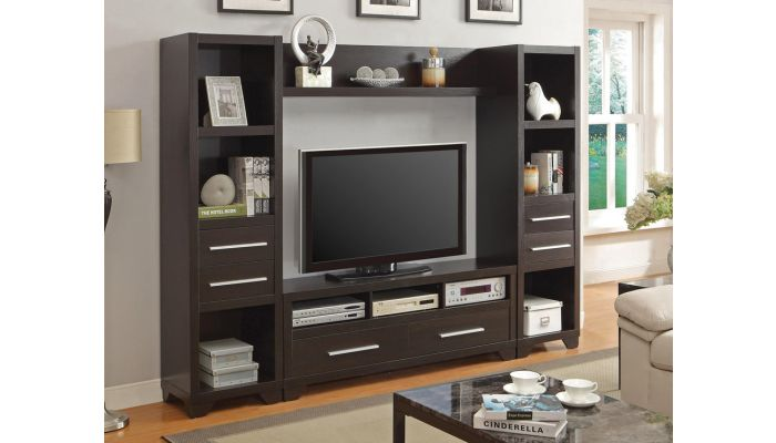 Russell Wall Unit Entertainment Center