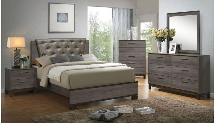 Seabrook Contemporary Bedroom Furniture