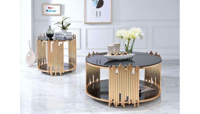 Serra Round Coffee Table