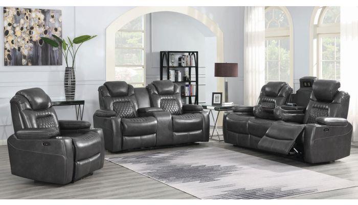Shelly Power Recliner Sofa