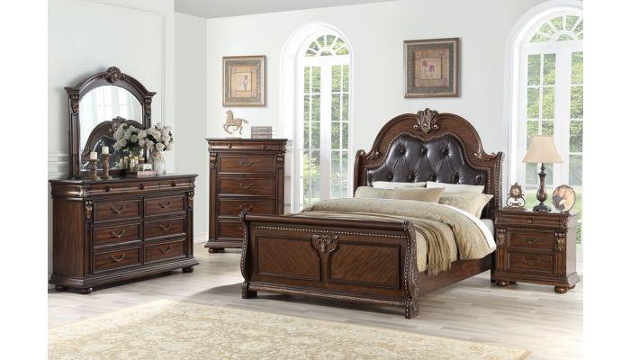 singleton classic design bedroom furniture