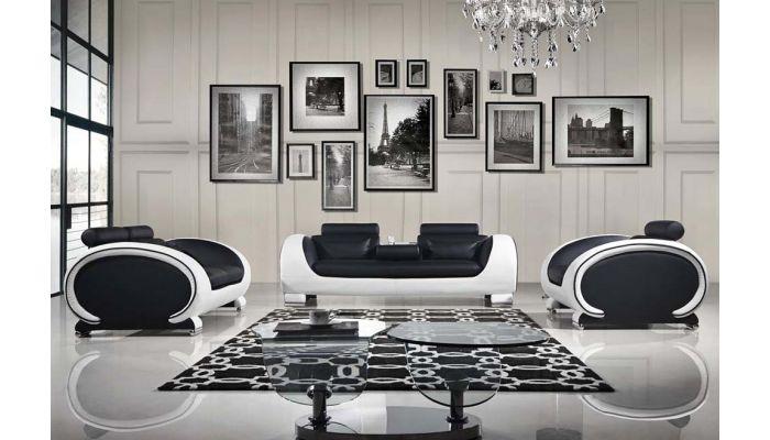Skye Modern Style Sofa Set
