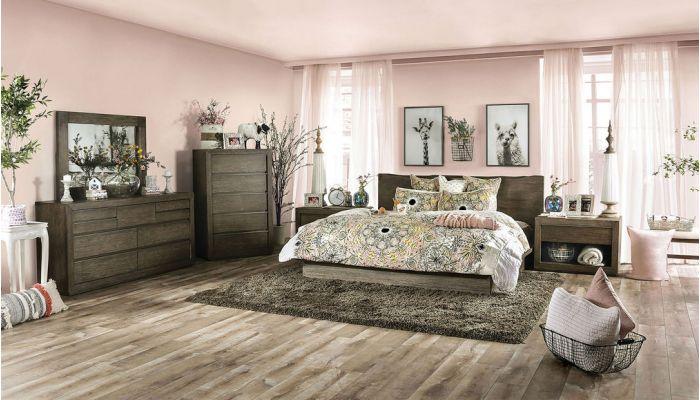 Somis Low Profile Platform Bed
