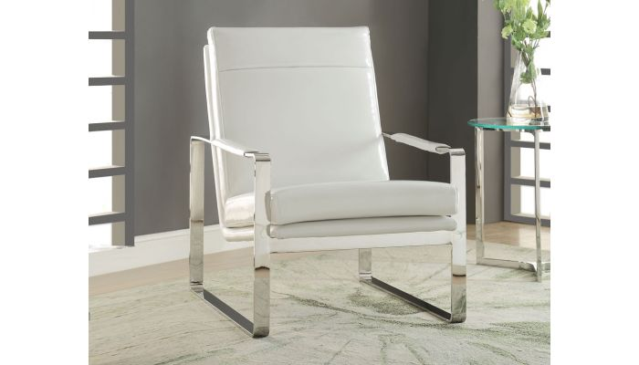 Sonica Ultra Modern Accent Chair