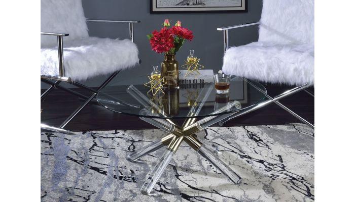 Starlight Round Coffee Table