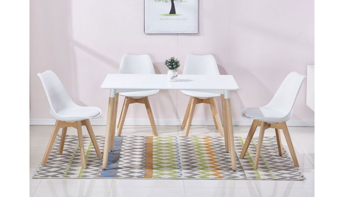 Tilly Modern Kitchen Table Set