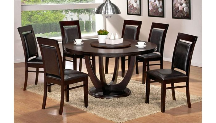 Urbano Round Table With Chairs