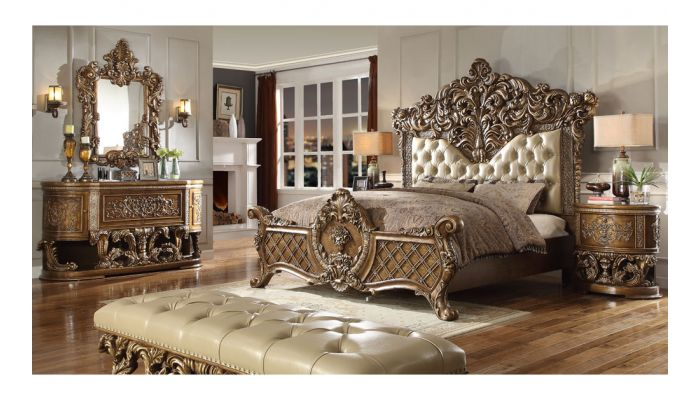 Uxmal Victorian Style Bedroom Furniture, Victorian Style Furniture