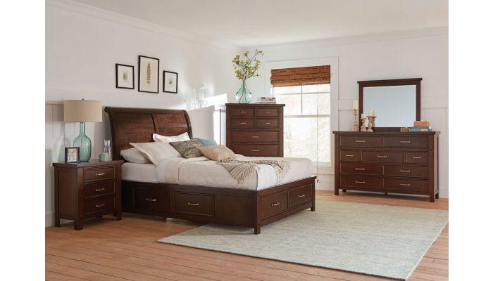 Valerie Platform Bed With Storage