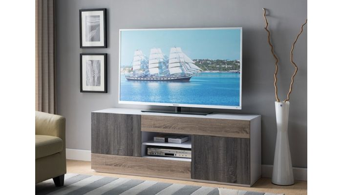 Valor Low Profile Modern TV Stand