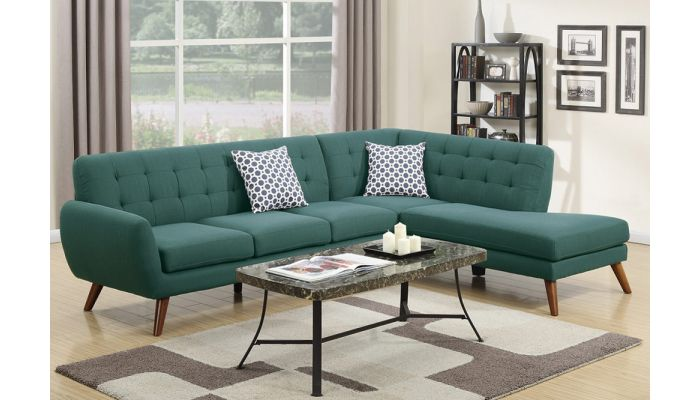 Varna Contemporary Sectional Set