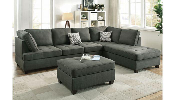 Velago Contemporary Sectional Sofa