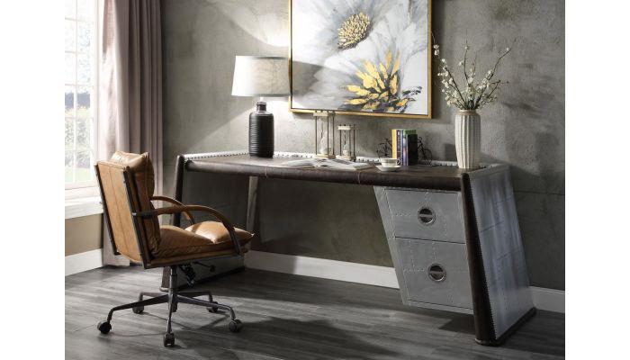 Vienna Aluminum Executive Desks